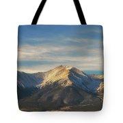 Mt. Princeton Tote Bag