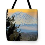 Mt. Rainier #1 Tote Bag