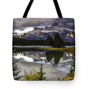Mt. Rundell  Tote Bag
