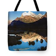 Mt Rundle Tote Bag