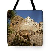 Mt Rushmore II Tote Bag