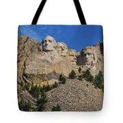 Mount Rushmore-2 Tote Bag