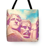 Mt Rushmore Tote Bag