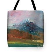 Mt Shasta 10 Tote Bag