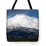 Mt. Shasta Photograph Tote Bag