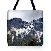 Mt. Si South View Tote Bag