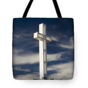 Mt. Soledad Veterans Memorial Tote Bag
