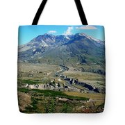 Mt. St. Helens 2005 Tote Bag