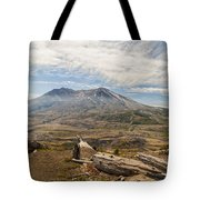 Mt St Helens Tote Bag