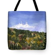 Almost Mystical Tote Bag