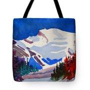 Mt. Wilson Tote Bag