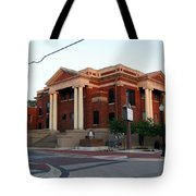 Mt Zion Baptist Church Tote Bag