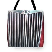 Mtg Chrome Grill Tote Bag