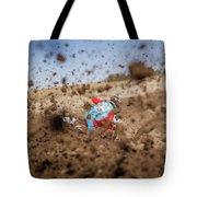 Mud Action Tote Bag