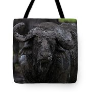 Mud Sculpture-signed Tote Bag