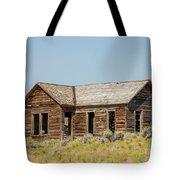Muddy Creek House Tote Bag