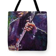 Muddy Waters 4 Tote Bag