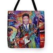 Muddy Waters And His Band Tote Bag