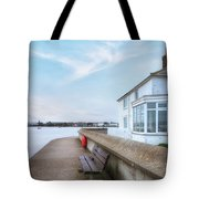 Mudeford - England Tote Bag