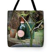 Mug Of Champagne Tote Bag