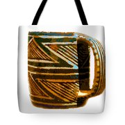 Mug Of The Anasazi Tote Bag