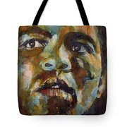 Muhammad Ali   Tote Bag by Paul Lovering