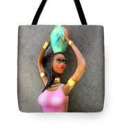 Mulatto Girl By Rafi Talby Tote Bag