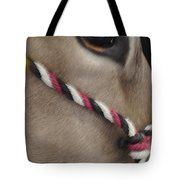 Mule Eye Tote Bag