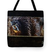 Mule Eyes Tote Bag