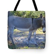 Mule In The Pasture Tote Bag