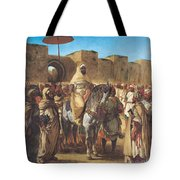 Muley Abd Ar Rhaman  Tote Bag