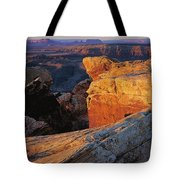 Muley Point Sunrise Tote Bag