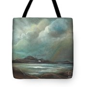 Mull From Iona Tote Bag