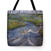 Mullet Creek Tote Bag