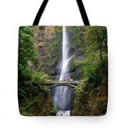 Multanomah Falls Tote Bag