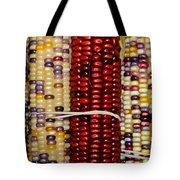 Multi-colored Tote Bag