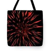 Multicolored Fireworks 2 Tote Bag