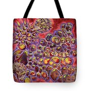 Multiply Microbiology Landscapes Series Tote Bag