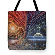 Multiverse 3 Tote Bag