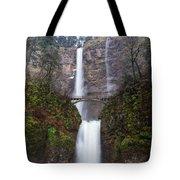 Multnomah Falls 3 Tote Bag