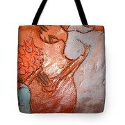 Mum 2 - Tile Tote Bag