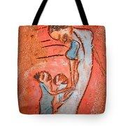 Mum 3 - Tile Tote Bag