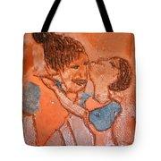 Mum 5 - Tile Tote Bag
