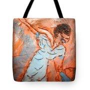 Mum 7 - Tile Tote Bag