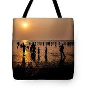 Mumbai Sunset Tote Bag