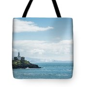 Mumbles Lighthouse 2 Tote Bag