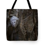 Mummy Head Tote Bag by Barbara Schultheis