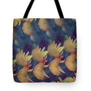 Mums Abstract Design  Tote Bag