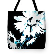 Mums In Abstract Tote Bag