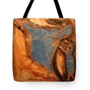 Mums Leap - Tile Tote Bag